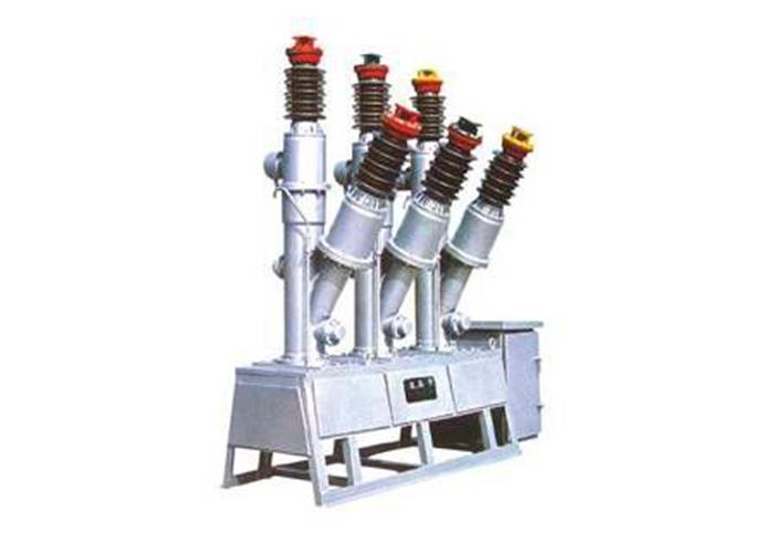 LW8-35Y型户外高压六氟化硫断路器