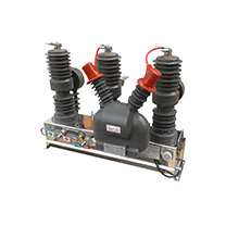 ZW32-12智能户外高压真空断路器