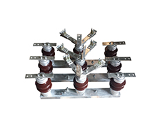 GW4-12ST户外高压隔离开关(双电源)