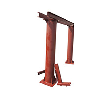 隔离开关(GW4 GW5)安装钢支架